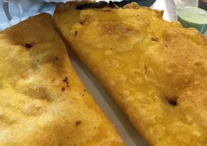 Empanada Venezolana de pescado