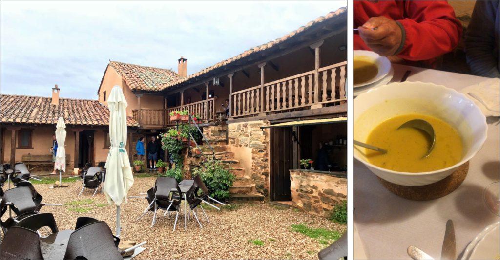 Gastronomía en el Camino de Santiago