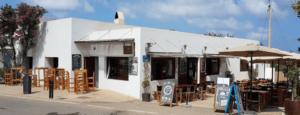 El Pilar de La Mola es lugar más alto de Formentera. Allí se encuentra ubicado el Can Toni